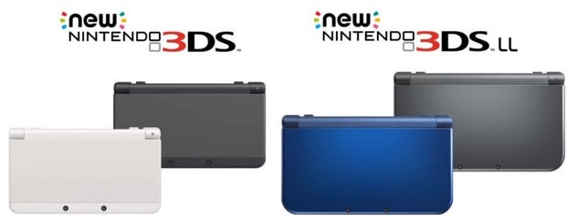new3ds new3dsLL